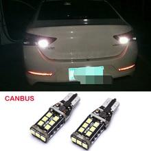Для hyundai Solaris IX35 Verna Чрезвычайно яркий Canbus без ошибок SMD 2835 912 921 T15 W16W Автомобильный светодиодный светильник заднего хода