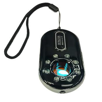 Personal  Privacy Security Spy Detector RF Scanner Hidden Bug Finder+Anti-Theft Device Alarm for Travel Safe k98 6