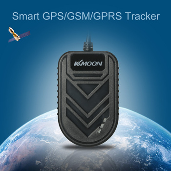 KKmoon Mini GPS Real Time Tracker GSM GPRS Tracking Device Support SIM 2G for Auto Vehicle Car Motorcycle Electric Bike image