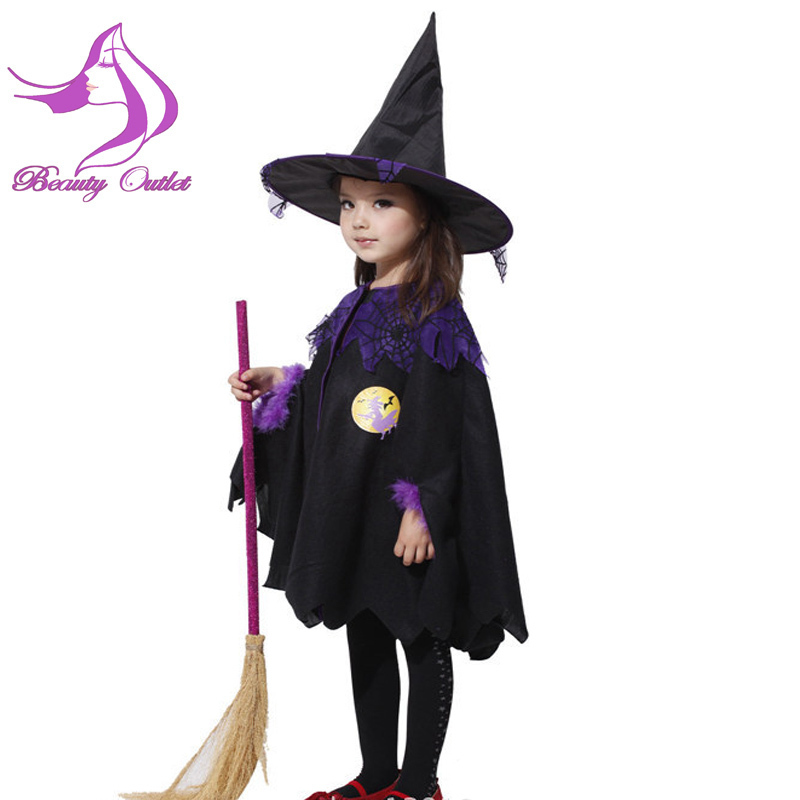 Hot Selling Childrenu0027s Halloween Costumes Girls Magician Witch Costume Kids Cosplay Harry Potter Costume-in Kids Costumes u0026 Accessories from Novelty ...  sc 1 st  AliExpress.com & Hot Selling Childrenu0027s Halloween Costumes Girls Magician Witch ...