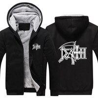 Neu!! tod Hoodies Rock Band Schwermetall Hoodie Sweatshirt Casual Mann Mantel Jacke Männer Hoodies Sweatshirts Hoody