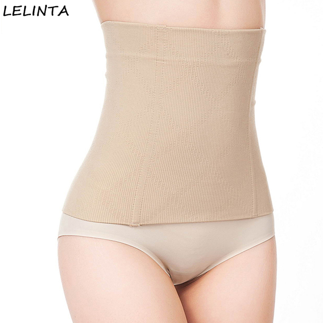 7c581d5beb LELINTA Hot Women Waist Trainer Body Shaper Corset Weight Loss Workout  Seamless Stomach Shapers Slimming Modeling