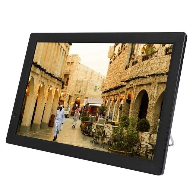 14 zoll LCD Tragbare DVB-T/T2 Fernsehen 1080 P TFT-LED Mini TV ATSC-T/T2 Smart TV Auto Digita antenne Fernsehen HDMI USB VGA