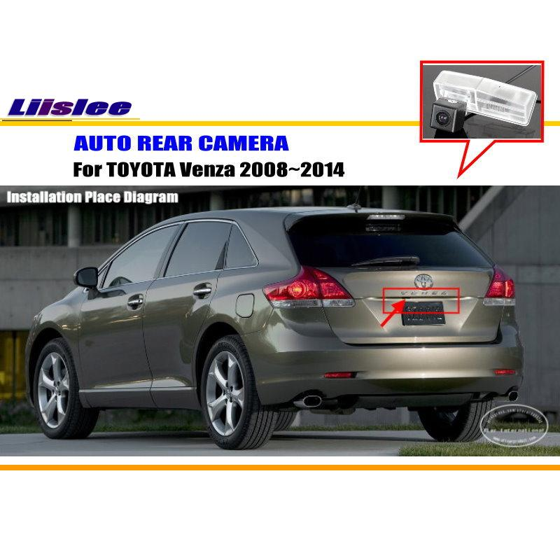 Toyota Venza 2014 Price: Liislee Car Parking Camera / Reverse Camera For Toyota
