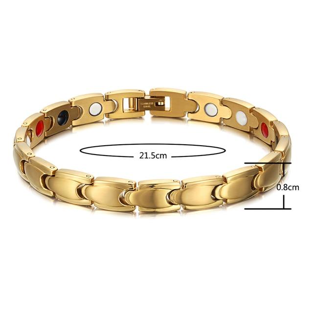 Купить браслеты welmag для женщин регулируемые браслеты из нержавеющей