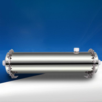 5000l/h 304 aço inoxidável casa inteira central ultrafiltration purificador de água da membrana uf do agregado familiar sistema de filtro de água|Filtros de água|   -