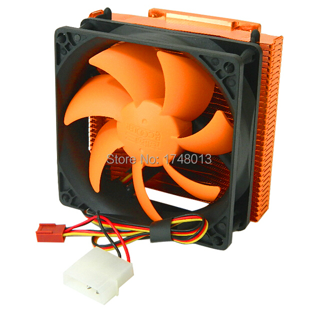 9 cm ventilateur, grande surface de fin, pour nvidia/ati graphique refroidisseur, VGA Fan Graphique, graphique De Refroidissement, VGA Radiateur, pccooler k91