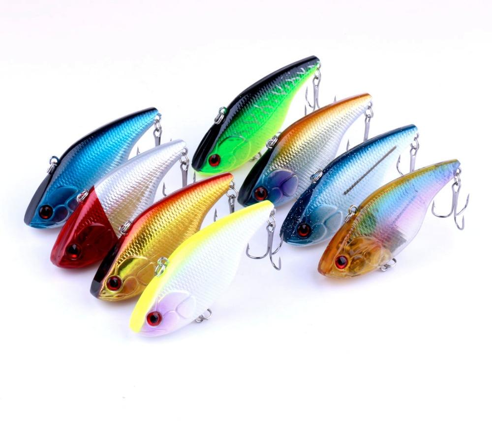 ④80 шт. большая игра VIB Японии строю рыбы Supplie Иска ...