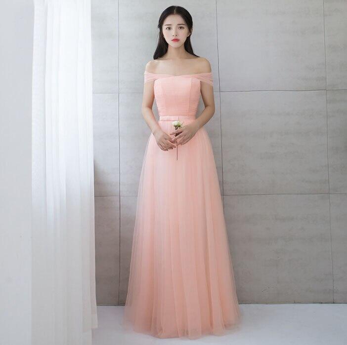 Платья персикового цвета на свадьбу
