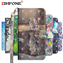 ZIHFONE Case For Meizu M6 Case High Quality Leather Flip Case For Meizu M6 Book Style Stand TPU Cover For Meizu M6 5.2'' vernee m6 4g phablet