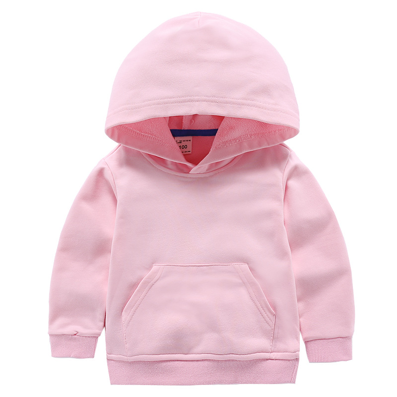 VIDMID Boys jackets for girls kids hooded coat T-shirt Baby Boys Clothes Long Sleeve sweater Children's clothing tops 7060 02 4