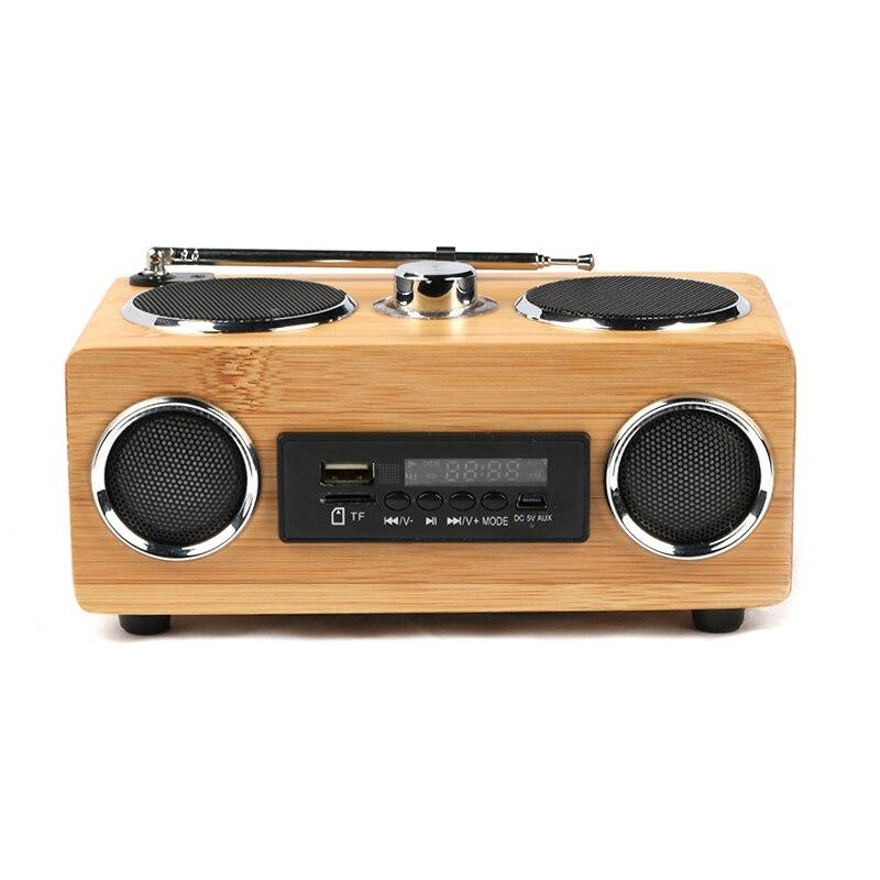Haut-parleur extérieur portatif de ventre de haut-parleur de partie de basse avec le microphone