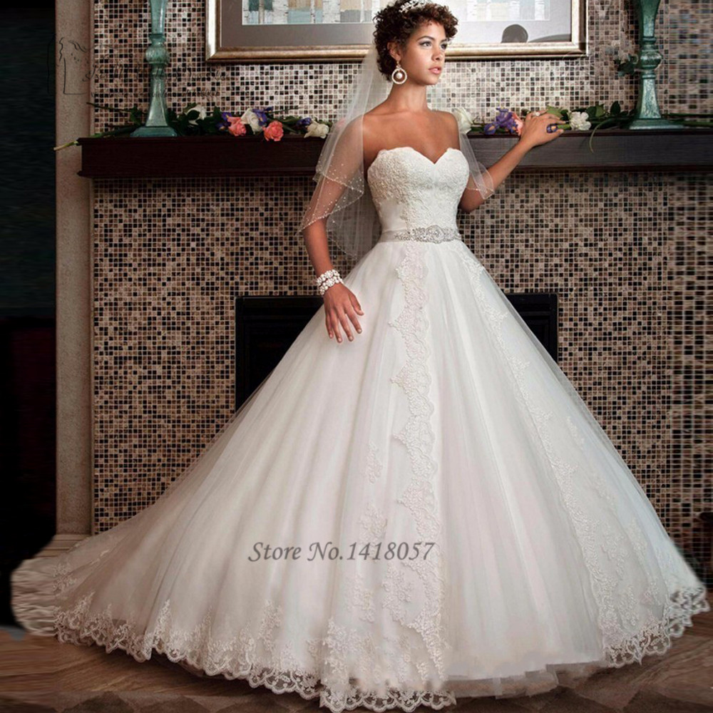 Chic country style wedding dresses lace ball gown plus for Plus size vintage style wedding dresses