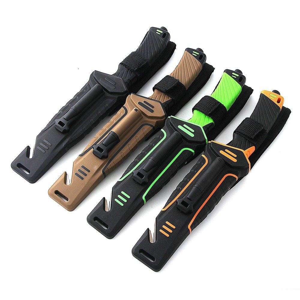 Tools : Firebird Ganzo G8012 7cr17mov blade ABS Handle Fixed blade knife Survival knife Camping tool Hunting Knife tactical outdoor tool