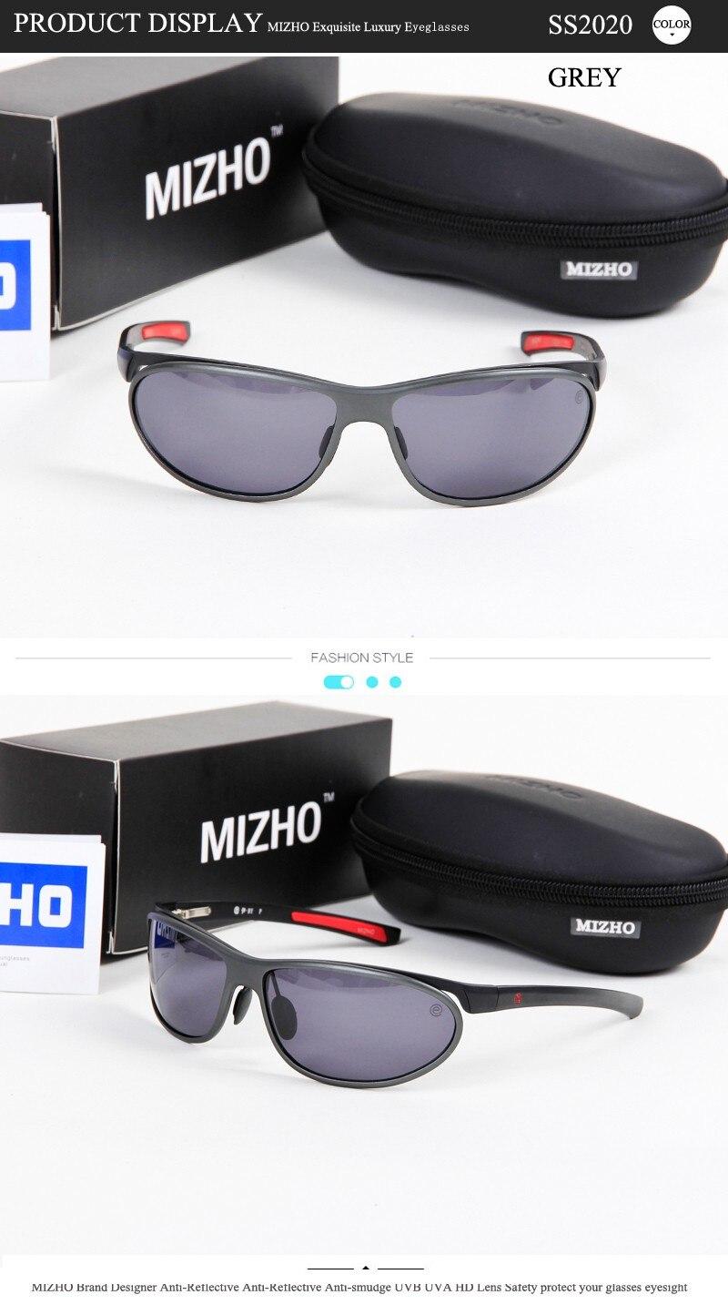 MIZHO Anti-reflexo Claro Motoristas de Carro de Neve Feminina De Óculos de sol  Polaroid UV400 Noite Senhoras Óculos De Sol Dos Homens Polarizados  Envoltório ... 9a7a682cc5