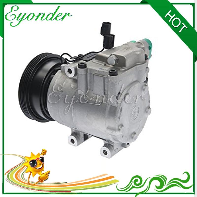 A/C AC compresseur de climatisation pompe de refroidissement pour Hyundai Elantra LANTRA II Wagon J-2 1.5 G4EK TSP0155219 813170 TSP0155219