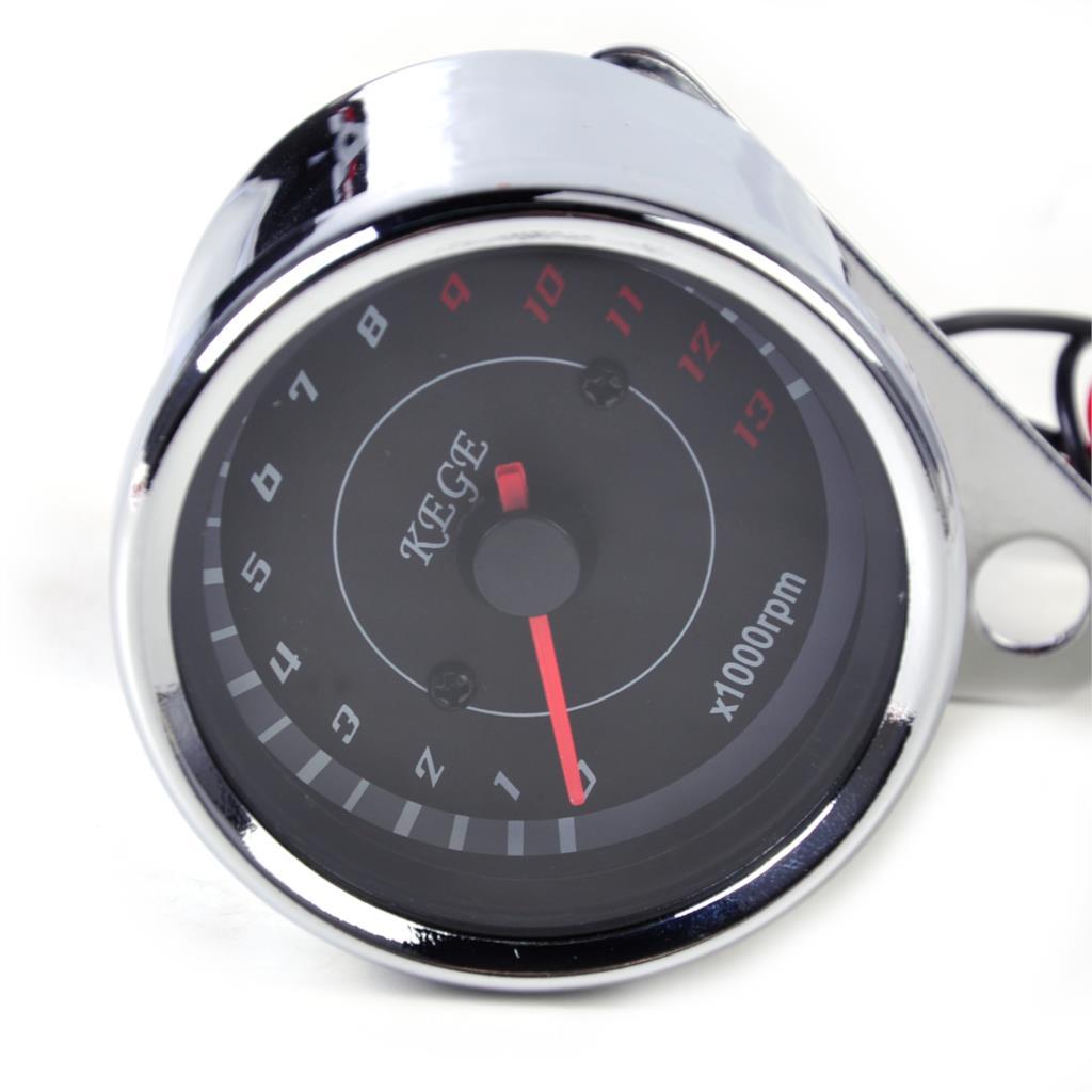 tacômetro + duplo velocímetro odômetro medidor da