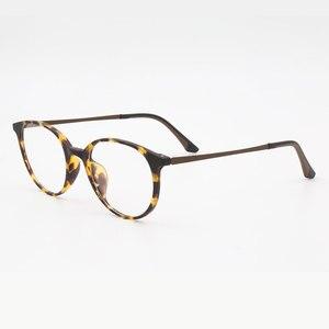 Image 3 - Super Licht gewichteten Ultem Kunststoff Flexible Frauen Brillen Rahmen Optische Verordnung Frau Brillen Farbe Nie Verblassen