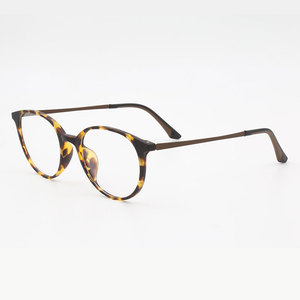 Image 3 - Super Light weighted Ultem Plastic Flexible Women Eyeglasses Frame Optical Prescription Woman Eyewear Color Never Fade Away