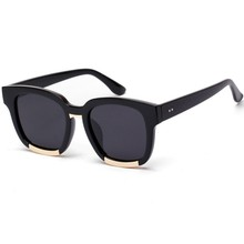 New Vintage Square Sunglasses 5 Colors Men Women's Korean Style Colorful UV400 Sun Glasses