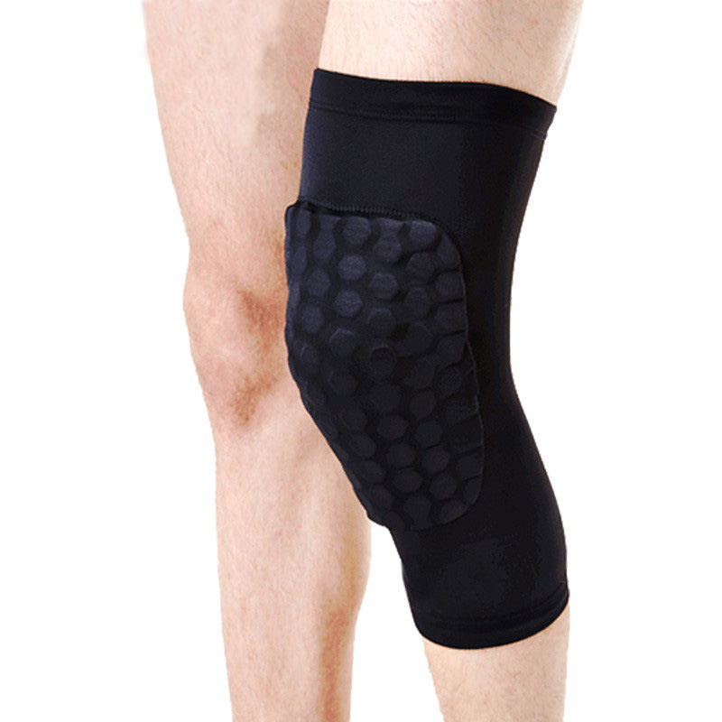 Sports & Entertainment Leg Sleeve Knee Pad Guard Protector Gym Sports Kneepad For Basketball Football Cycling Climbing Bb55 Sports Accessories