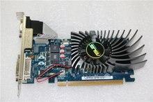 Tarjeta de video HD de media altura 2G ASUS GT530 original 100% probado.