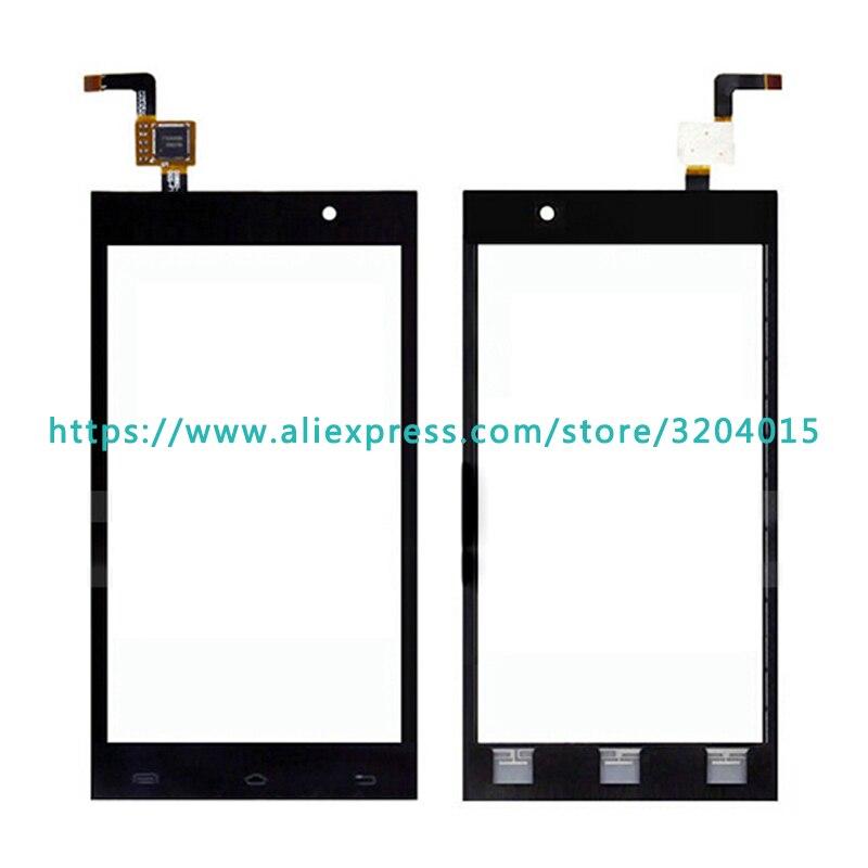 10 шт./лот высокое качество 4,5 для Micromax A104 Холст пожарный 2 SmartPhon Сенсорный экран планшета Сенсор внешний Стекло объектив Панель черный