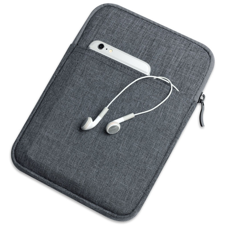 Nylon Shockproof Tablet Sleeve Pouch Bag Case for Apple iPad Mini 1 2 3 for iPad Air 2 for iPad Pro 9.7 Cover Case Capa Para lss soft sleeve bag case pouch tablet cover for 7 9 9 7 12 9 ipad mini 1 2 3 4 ipad air 2 ipad pro anti scratch shockproof