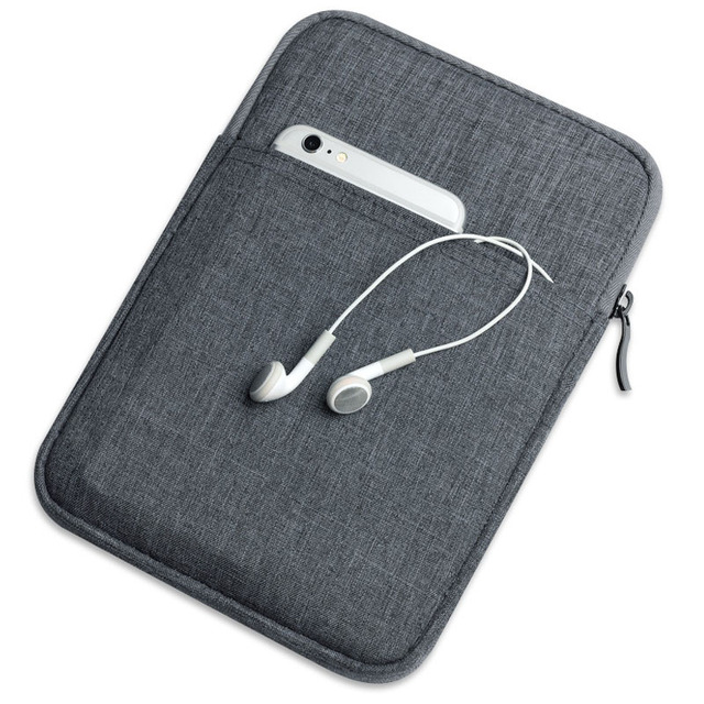 Nylon Shockproof Tablet Sleeve Pouch Bag Case For Le Ipad Mini 1 2 3