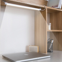 цена на 53cm USB LED Rigid Bar Light DC 5V Portable Eyes Protection Hard LED Strip Lamp with Switch for Camping Reading Book Desk Bulb