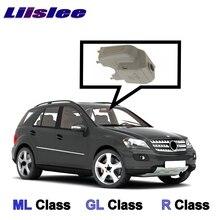 Автомобильный видеорегистратор LiisLee с Wi-Fi видеорегистратором для Mercedes Benz ML M GL R Class MB W164 X164 W251 2005~ 2012