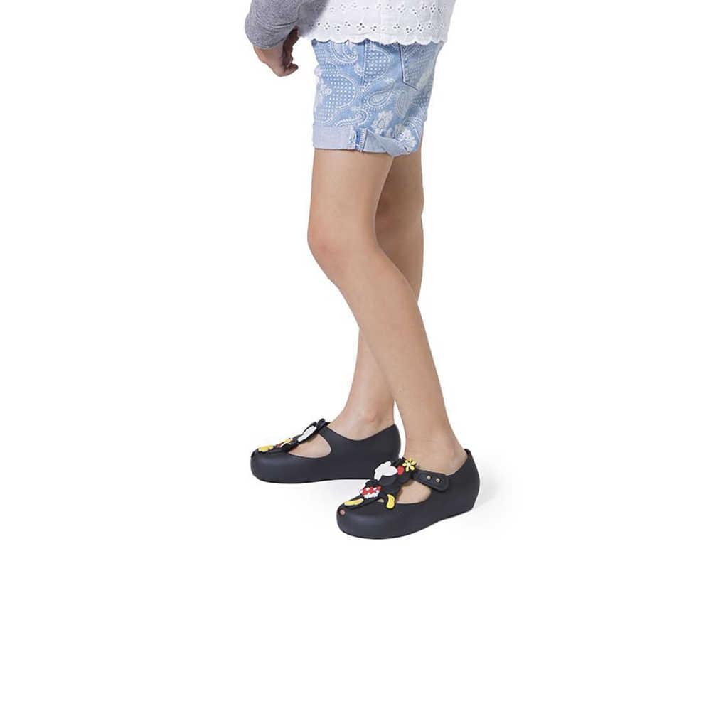 מיני מליסה Ultragirl + תאומים III 2019 חדש קיץ ילד ילדה ג 'לי נעלי בנות מיקי החוף סנדל פעוט נעל