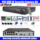 Freeship 8CH 1080P HD Realtime onvif POE network Video Recorder dahua hikvision 2MP poe camera support 8ch POE NVR recorder 48V