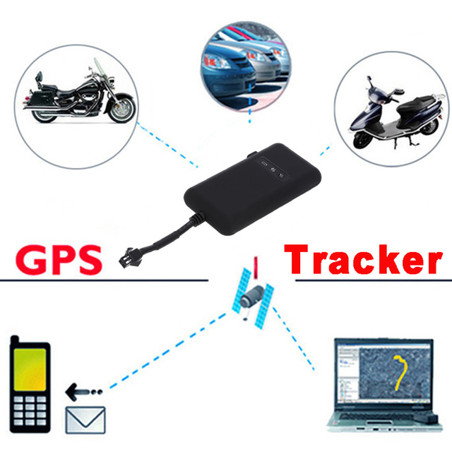 Gt02a Realtime Mini Gsm Gps Tracker Track Car Gps Location Auto
