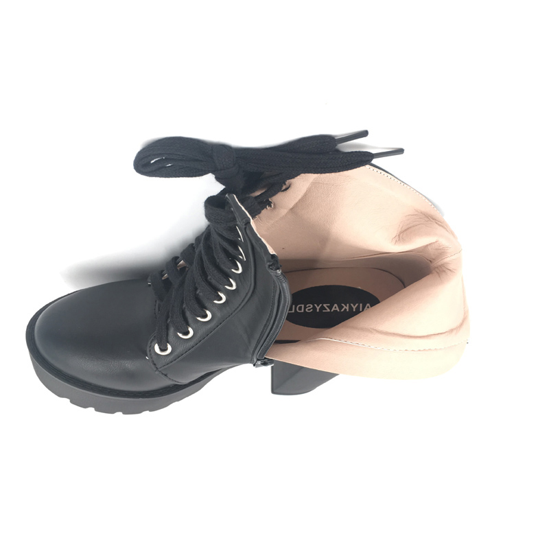 Gothic Kreuzgurt Stiefeletten Frauen Faux Leder Plattform Block Chunky Dicke Ultra High Heel Gladiator Schuhe Bootie