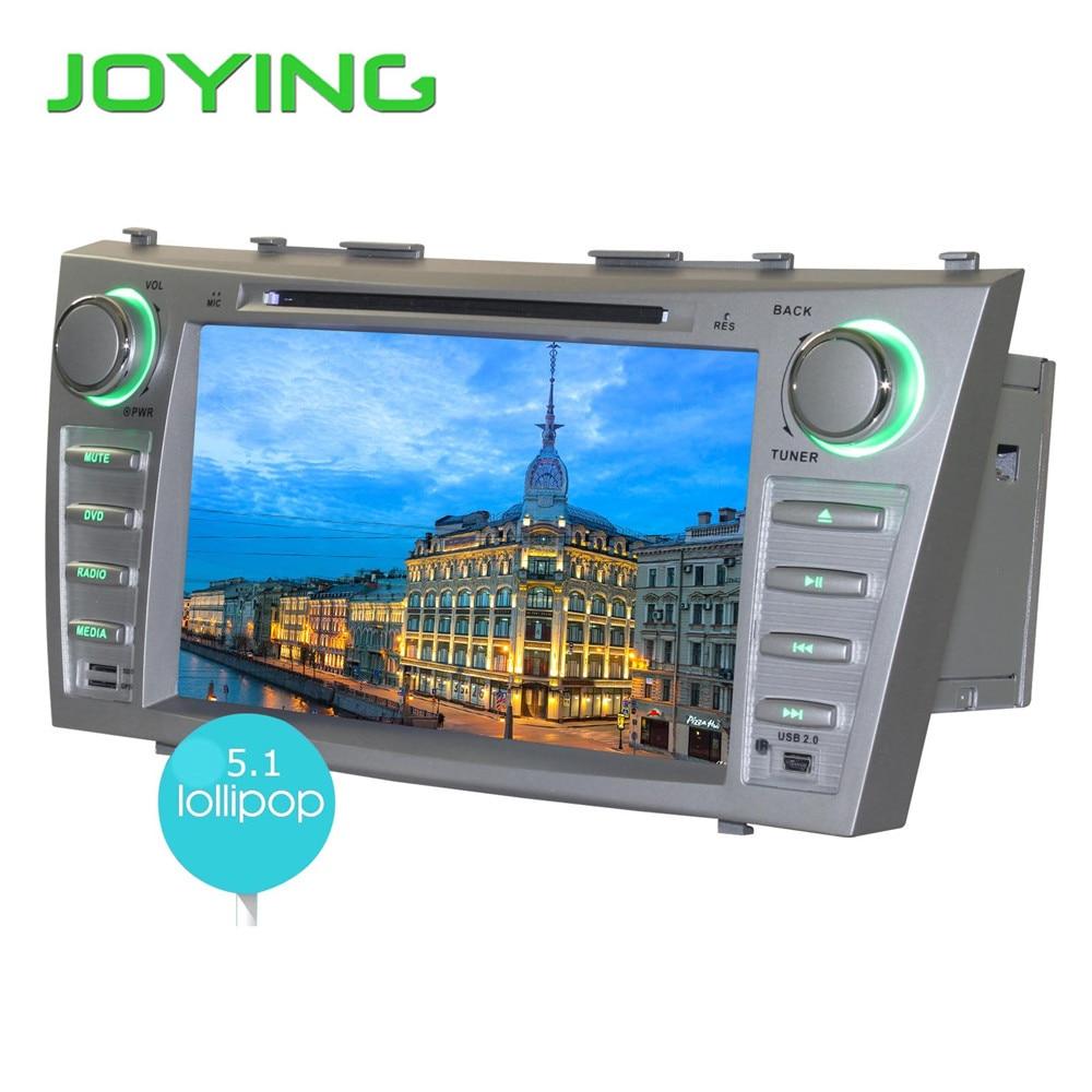 Joying 1024 600 Double 2 Din Quad Core 8 font b Android b font 5 1