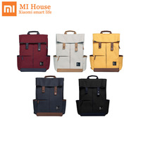 Xiaomi 90fen 90fun Backpack Ipx4 Water Repellent 13L Large Capacity Knapsack Men Women Fashion Casual 14/15.6 Inch Computer Bag