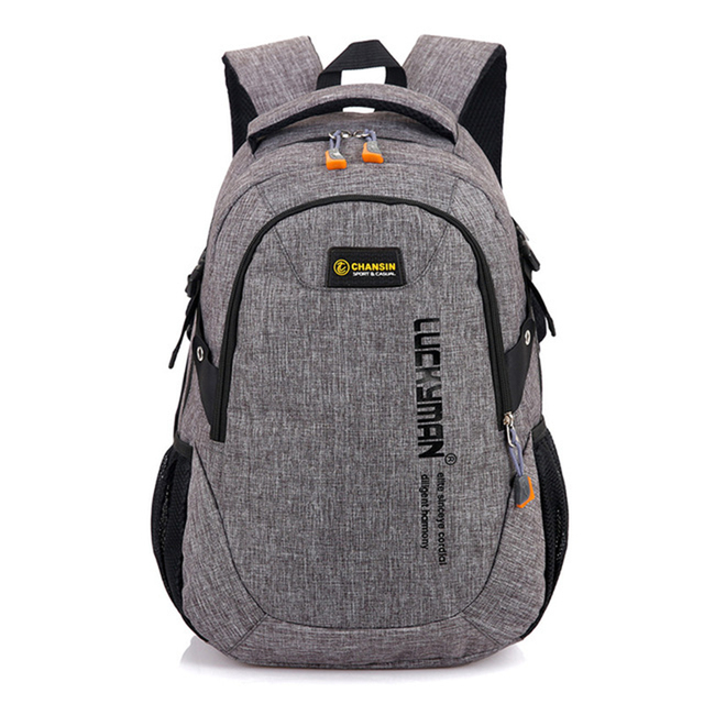 0a67d01551 Canvas School Bags Backpack Kids Orthopedic Men Backpacks Children  Schoolbags For Boys Girls School Backpack Male Bag WBS473