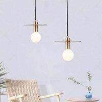 Amerikaanse Loft Stijl Zuiver Koper Enkele Droplight Vintage LED Hanglamp Armaturen Creatieve Antieke Opknoping Lamp Deco Verlichting