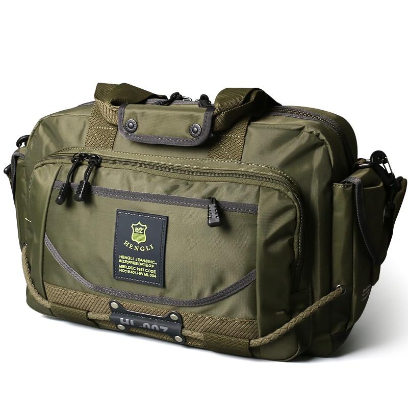 Ruil 男性の旅行バッグ折りたたみオックスフォード布バッグ保護ポータブル防水バッグ  グループ上の スーツケース & バッグ からの 旅行バッグ の中 1