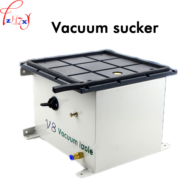 Vacuum suction cups V8 woodworking pneumatic sheet metal suction cup hand sealing machine fixed table 1pcVacuum suction cups V8 woodworking pneumatic sheet metal suction cup hand sealing machine fixed table 1pc