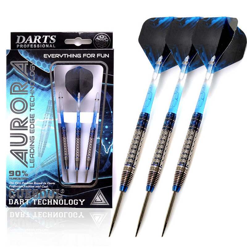 CUESOUL Tungsten Darts 23g 145mm Steel Tip Darts Professional Electronic Soft Tip Darts cuesoul 24 26 28g professional 85% tungsten steel tip darts 145mm with nylon shafts csgl n2209