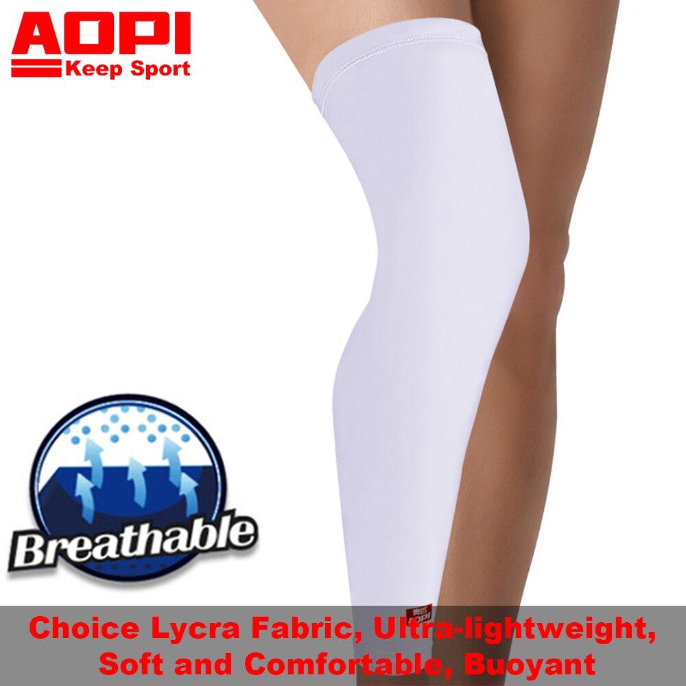 AOPI Μάρκα 1PCS μακρύ βαμβάκι Pad γόνατο - Αθλητικά είδη και αξεσουάρ - Φωτογραφία 4