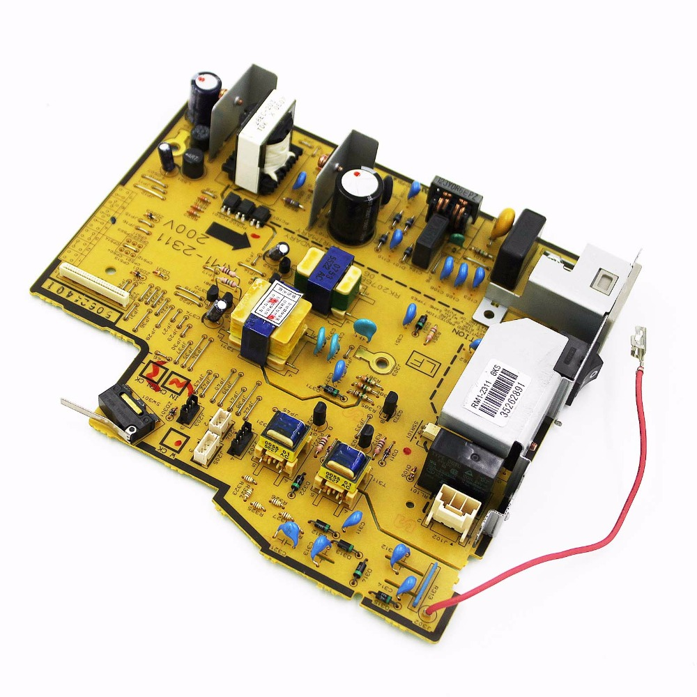 RM1-2311-000CN Q5913-6203BL Power Supply for HP LaserJet 1022 1022N 1022NW Used plotter parts repalce paper roller kit for hp laserjet laserjet p1005 6 7 8 m1212 3 4 6 p1102 m1132 6 rl1 1442 rl1 1442 000 rc2 1048 rm1 4006