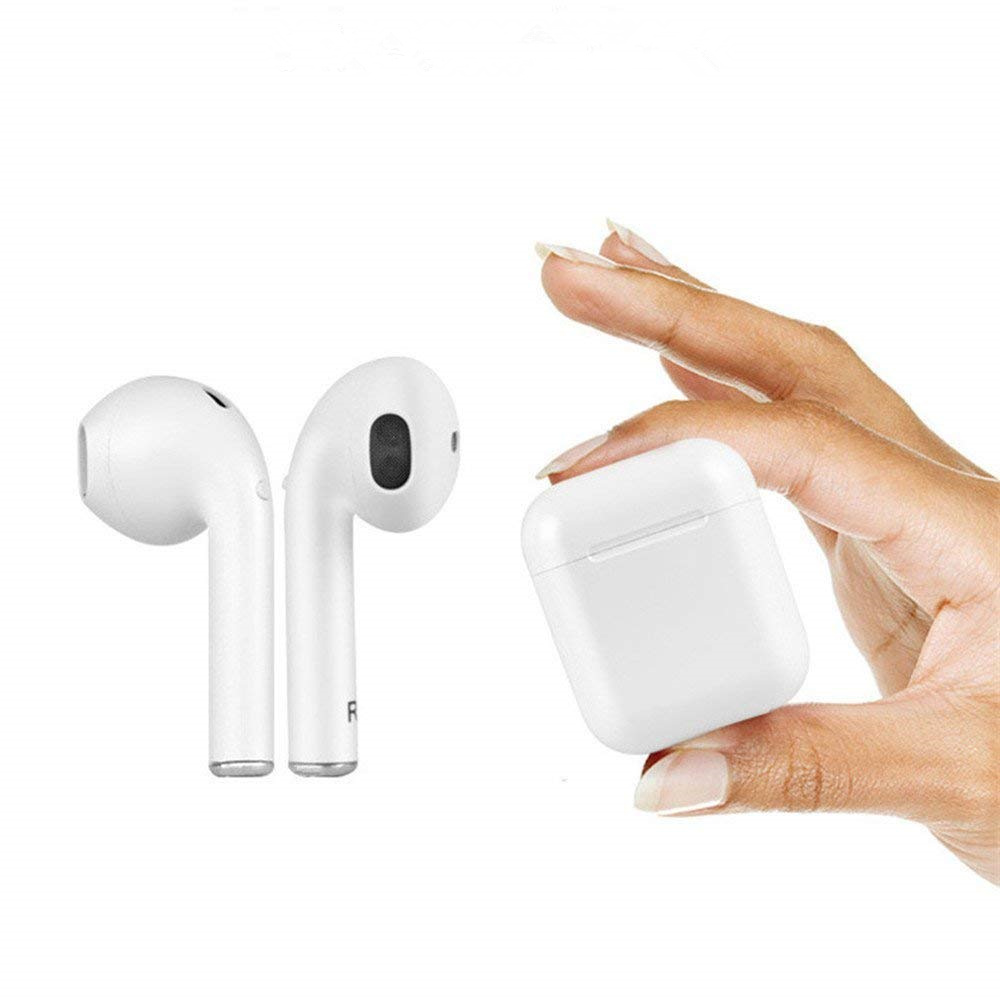 Original i9s Tws Wireless Headset Bluetooth Kopfhörer In-ohr Versteckte Ohrhörer Headset Stereo Sport Tragbare Für IPhone7 8 android