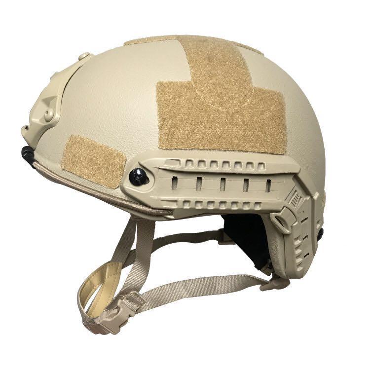 AA Shield Bulletproof ACH High Cut Tactical Helmet Aramid Safety IIIA Multicolor