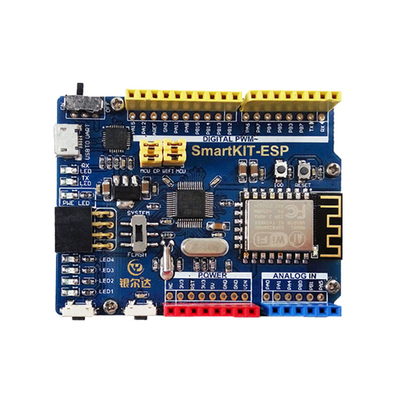 ESP8266 serial port, WIFI module, Internet of things, STM32F103 microcontroller development, learning control board gprs gsm sms development board communication module m26 ultra sim900 stm32 internet of things with positioning
