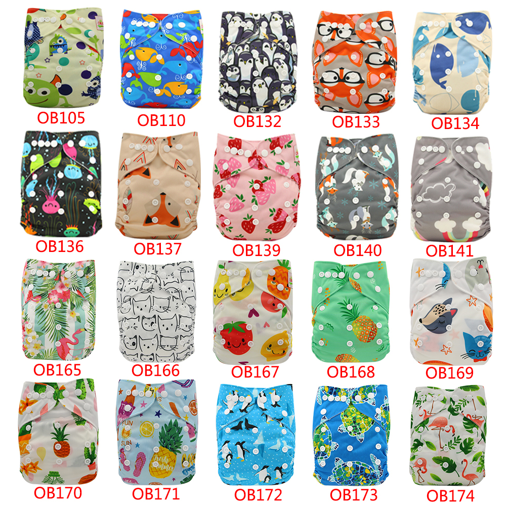 10pcs-lot-baby-nappies-adjustable-reusable-diaper-cover-one-size-couche-lavable-washable-baby-cloth-pocket-diapers