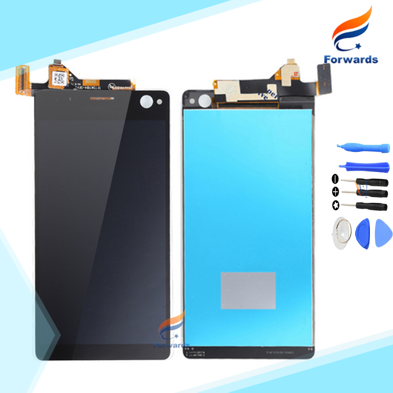 For Sony Xperia C4 LCD Screen Display with Touch Digitizer Assembly E5303 E5306 E5333 E5343 E5353
