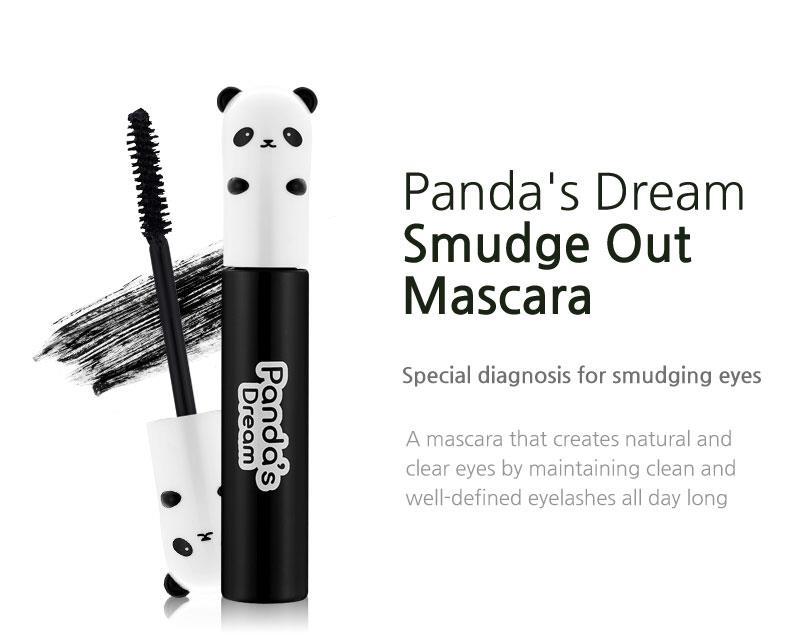 Mascara o sonho de panda borrar País/região de Fabricação : Coréia